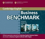 Business Benchmark Advanced Audio CD BEC Higher