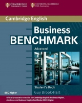 Business Benchmark Advanced Teachers Resource Book BEC and BULATS edition