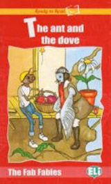 Ready to Read The Fab Fables The Ant and the Dove - Book + Audio CD