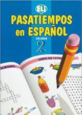 PASATIEMPOS EN ESPANOL 2
