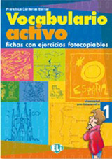 VOCABULARIO ACTIVO 1 - Photocopiable