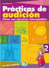 PRACTICAS DE AUDICION 2 - Photocopiable + CD