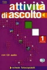 ATTIVITA´ DI ASCOLTO 1 - Photocopiable + CD