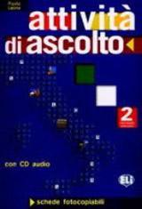 ATTIVITA´ DI ASCOLTO 2 - Photocopiable + CD