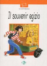 LETTURE ELI - Il souvenir egizio - Book + CD