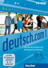 deutsch.com 1 Interaktives Kursbuch für Whiteboard und Beamer – CD-ROM
