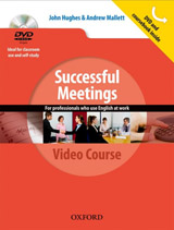 Successful Meetings Student´s Book with DVD