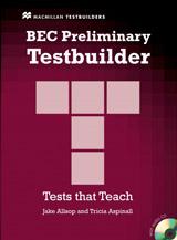 BEC Preliminary Testbuilder + CD