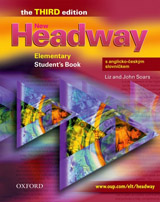 New Headway Elementary Third Edition (new ed.) Student´s Book + CZECH WORDLIST
