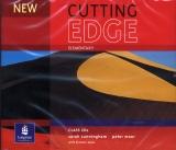 New Cutting Edge Elementary Class Audio CD (2)