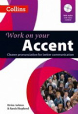 Collins Work On Your Accent with DVD
