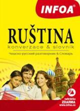 RUŠTINA - KAPESNÍ KONVERZACE & SLOVNÍK
