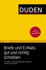 Ratgeber - Briefe und E-Mails gut und richtig schreiben