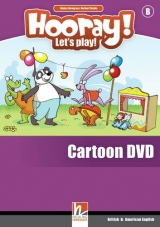 HOORAY, LET´S PLAY! B CARTOON DVD