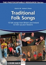 Traditional Folk Songs from Britain & Ireland with Audio CD