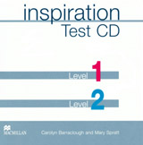 Inspiration 1 & 2 Test CD