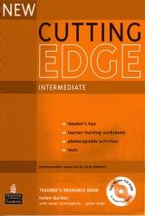 New Cutting Edge Intermediate Teacher´s Book with Test Master CD-ROM