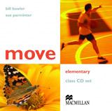 Move Elementary Class Audio CDs (2)
