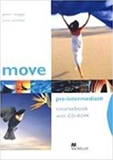 Move Pre-Intermediate Coursebook + CD-ROM