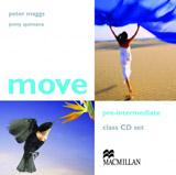 Move Pre-Intermediate Class Audio CDs (2)