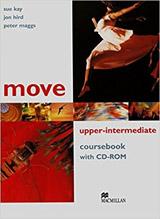 Move Upper-Intermediate Coursebook + CD-ROM