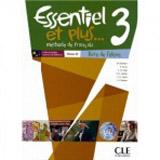 ESSENTIEL ET PLUS... 3 Livre d´éleve & CD MP3