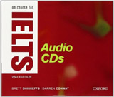 On Course For IELTS (2nd Edition) Class Audio CDs (3)