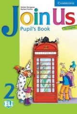 Join Us for English 2 Pupil´s Book