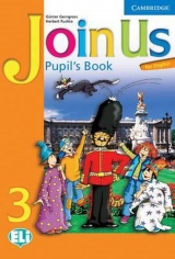 Join Us for English 3 Pupil´s Book