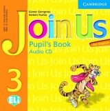 Join Us for English 3 Pupils Book Audio CD