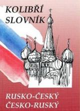 KOLIBŘÍ SLOVNÍK RUSKO-ČESKÝ, ČESKO-RUSKÝ