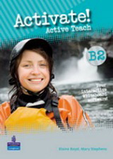 Activate! B2 ActiveTeach (Interactive Whiteboard Software)