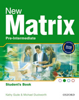 New Matrix Pre-Intermediate Student´s Book