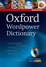 Oxford Wordpower Dictionary (4th Edition) with CD-ROM