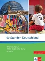 60 Stunden Deutschland – Kurs/Arbeitsbuch + CD