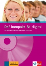 DaF Kompakt B1 Digital DVD