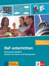 DAF UNTERRICHTEN NEU – BUCH + VIDEO-DVD