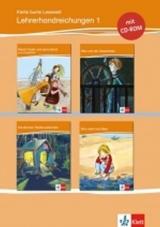 Kletts bunte Lesewelt – Lehrerheft 1 + CD-ROM