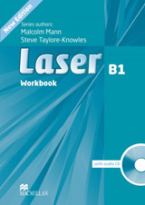 Laser (3rd Edition) B1 Workbook without Key & CD Pack