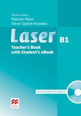 Laser (3rd Edition) B1 Teacher´s Book Pack + eBook