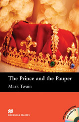 Macmillan Readers Elementary Prince and Pauper + CD