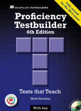New Proficiency Testbuilder (4th Edition) Student´s Book with Key & Audio CD & Macmillan Practice Online