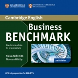 Business Benchmark Pre-Intermediate to Intermediate (2nd Edition) BULATS Class Audio CDs (2)