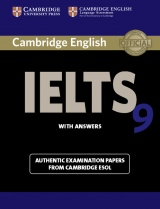 Cambridge IELTS 9 Student´s Book with Answers