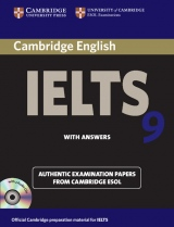 Cambridge IELTS 9 Self-Study Pack (Student´s Book with Answers & Audio CDs (2))
