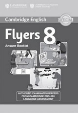 Cambridge Young Learners English Tests, 2nd Ed. Starters 8 Answer Booklet
