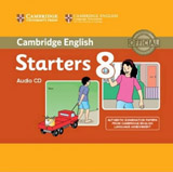 Cambridge Young Learners English Tests, 2nd Ed. Starters 8 Audio CD