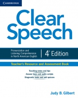 Clear Speech 4th ed. Teacher´s Resource and Assessment Book