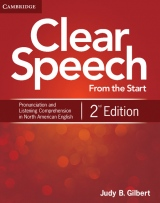 Clear Speech from the Start 2nd ed. Student´s Book with Audio CD