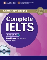 Complete IELTS C1 Workbook with answers with Audio CD